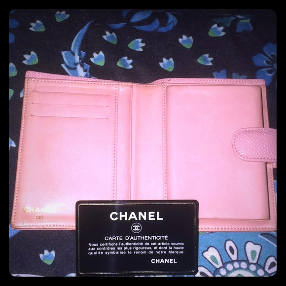 397e7b471448 CHANEL Bags | Never Been Used Pink Authentic Wallet | Poshmark